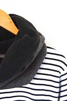 Doplnky - _CHiC & Elegance... VLNa... Fishbone & Grey IV - 7204745_