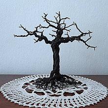 Dekorácie - Stromček - 18 cm - 7208064_