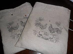 Úžitkový textil - vrecúško - 7205461_