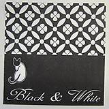 Papier - Servítka FV45 Black & White - 7205119_