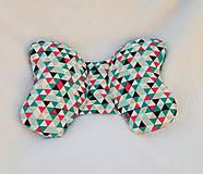 Textil - Vankúšik do autosedačky na fixovanie hlavičky - 7210867_