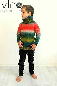 Detské oblečenie - Papagáj - 7208286_