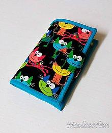 Peňaženky - Peněženka cool - 4 a více karet - 7212568_