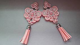 štebotavé snenie (jemné ružové)
