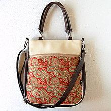 Veľké tašky - Taste it! - Zipp - Paisley  - 7212304_