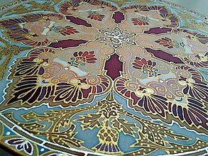 Dekorácie - Mandala rozhodnosti, sily a podnikania - 7212170_
