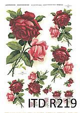 - ryžový papier ruže - 7209486_