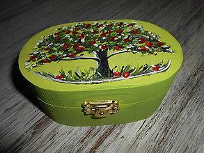 Krabičky - Jabloň - 7208364_