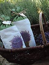 Úžitkový textil - vrecká na bylinky - 7215236_