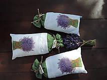 Úžitkový textil - vrecká na bylinky - 7215238_