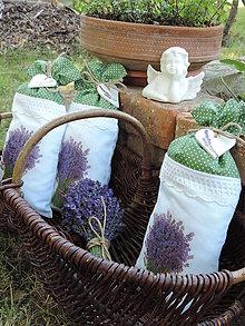 Úžitkový textil - vrecká na bylinky - 7215239_