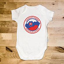 Detské oblečenie - Slovenský výrobok (pečať kvality) - 7213126_