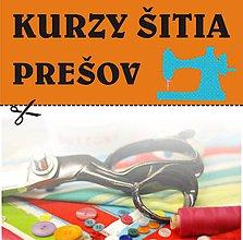 Kurzy - Kurzy šitia v Prešove - 7214489_