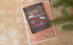 Papiernictvo - Veselé Vianoce - 7214484_