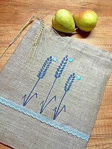 d2c459c79 Úžitkový textil - Vrecka na chlieb-100% l'an - 7216284_
