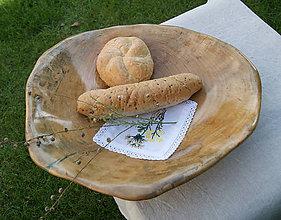 Nádoby - Na chlieb, pečivo aj ovocie - 7215848_