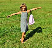 Detské tašky - Vezmem si ju na telinu - 7219063_