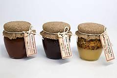 Potraviny - Pastovaný med s peľom a propolisom - 7220811_
