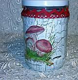 - pohár na hríbiky - 7220902_