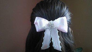 Ozdoby do vlasov - spona veľká - 7222625_
