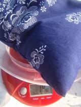 Úžitkový textil - Levanduľový folklórčok - 7221571_
