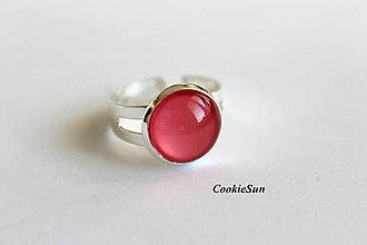 Prstene - Prsteň Shiny Papardscha - 7222593_