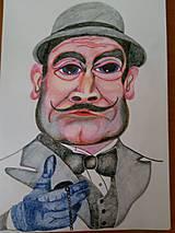 Kresby - Charakterový portret - 7221232_