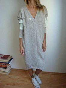 Šaty - SvetROvé  šATy - 7221348_