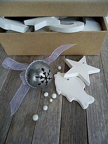 Dekorácie - Sada 30 vianočných ozdôb - 7226067_