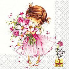 Papier - Servítka Little Princess - 7227880_