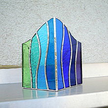 Dekorácie - Sen o polárnu žiaru - 7224487_