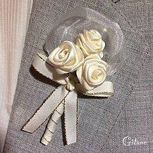 Pierka - Veľké svadobné pierka Elegant - 7226642_