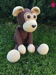 Hračky - Opička Monkita - 7230623_