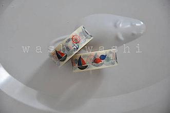 Papier - washi paska dalsia namornicka - 7230138_