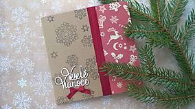 Papiernictvo - Vianočná pohľadnica - 7229074_