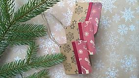 Papiernictvo - Vianočná pohľadnica - 7229075_