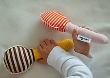 Hračky - Hrkálka - 7232077_