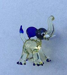 Drobnosti - Figúrka slona - 7237331_
