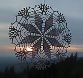 Úžitkový textil - Dečka - Zimné slnko - 7234899_