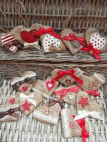 Dekorácie - Vianočné ozdoby - 7233310_