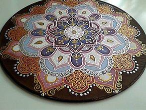 Dekorácie - Mandala ženskosti a rovnováhy - 7233222_