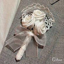 Pierka - Veľké svadobné pierka Romance - 7237493_