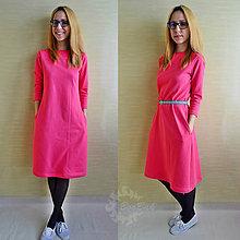 Šaty - Šaty do chladného počasia - 7241484_