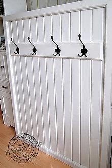 Nábytok - Vešiaková stena vo francúzskom štýle - 7240890_