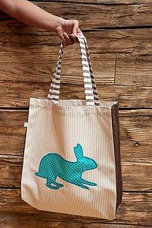 Nákupné tašky - Zajko - 7240609_