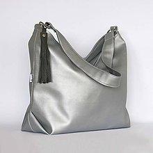 Kabelky - Grace (silver) - 7237959_