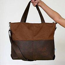 Kabelky - Monna (brown) - 7238997_