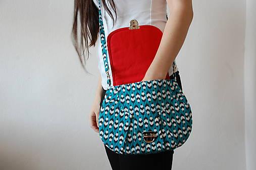 0c56e09f95 Taška cez rameno Paula   TvoreNina - SAShE.sk - Handmade Detské tašky