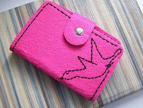 Peňaženky - Obal na doklady - Vzlet kačky - 7238309_