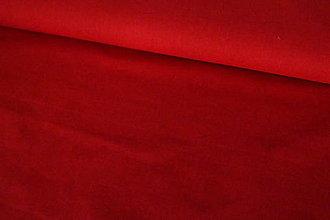 Textil - Látka Červená uni - 7243202_